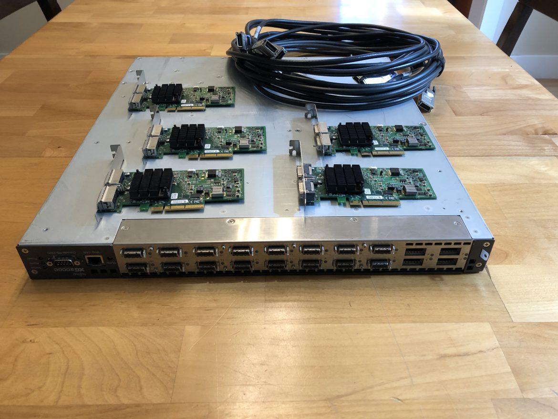 10 gigabit hardware